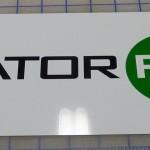 Custom License Plate for GatorPC
