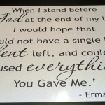 Custom Wall Decal Favorite Quote