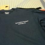 Custom T-shirt for Ryan Sullens Transport