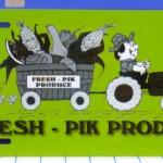 Custom Printed License Plate
