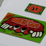 Full Color Printed Decal