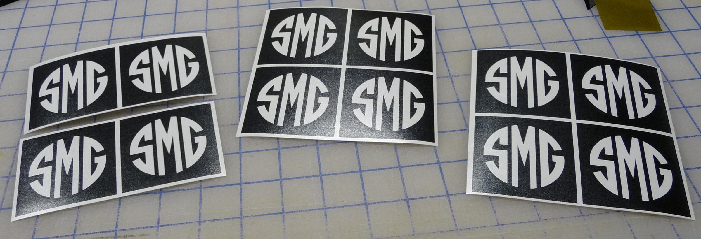 Custom Glass Etching Stencil