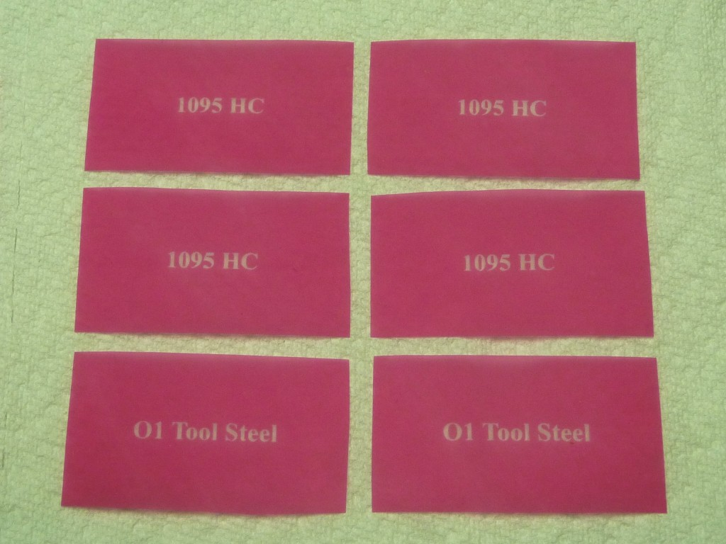 Custom Reusable Metal Etching Stencil