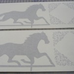 Custom Etched Glass Decals