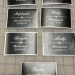 Custom Glass Etching Stencils